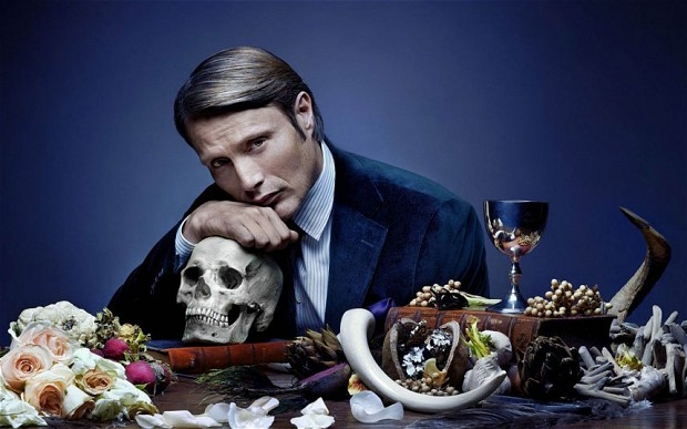 Mads Mikkelsen as Hannibal.