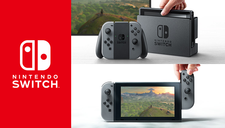 Switching to next-gen, Nintendo revolutionizes the industry once again
