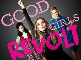 'Good Girls Revolt': The right to write