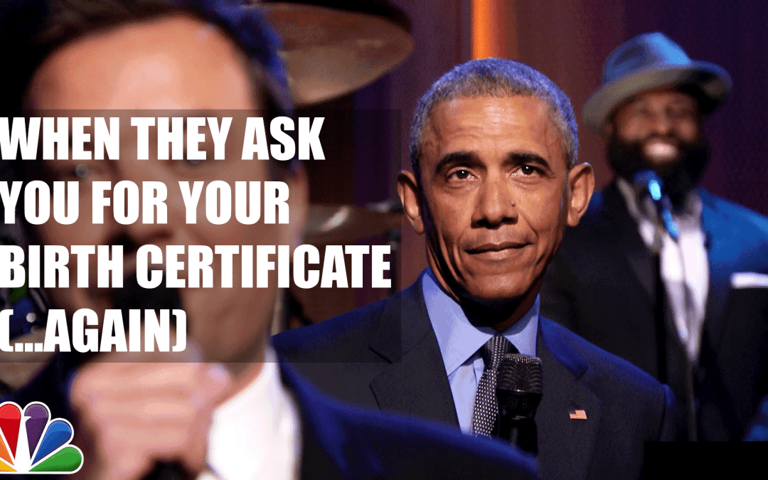 Thanks, Obama – Join Us!