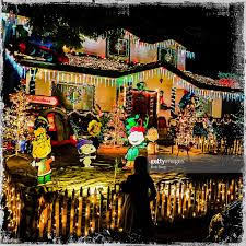 El Segundo's Candy Cane Lane, a dazzling display of holiday lights and community