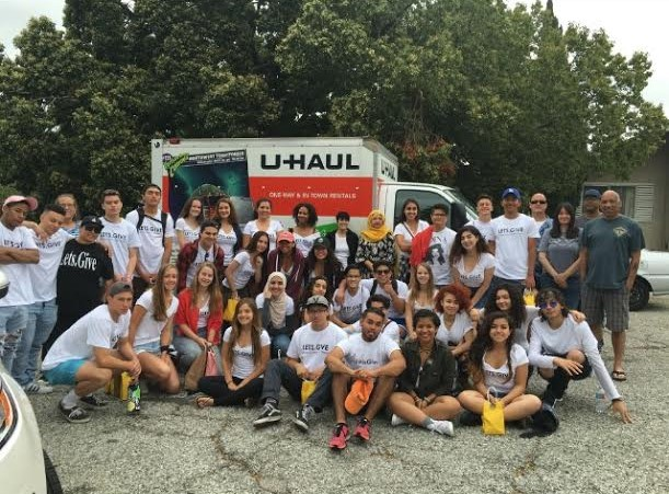 High school nonprofit Lets.Give making a difference