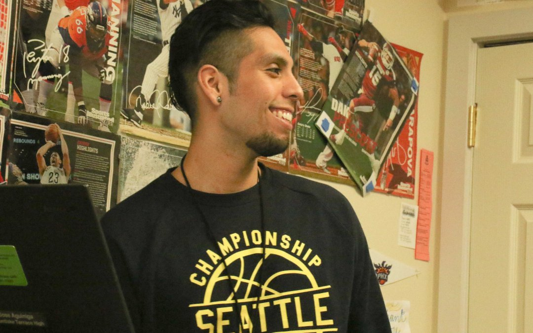 Unsung Heroes: Jose Aguiniga gives back to Mountlake Terrace through new staff position