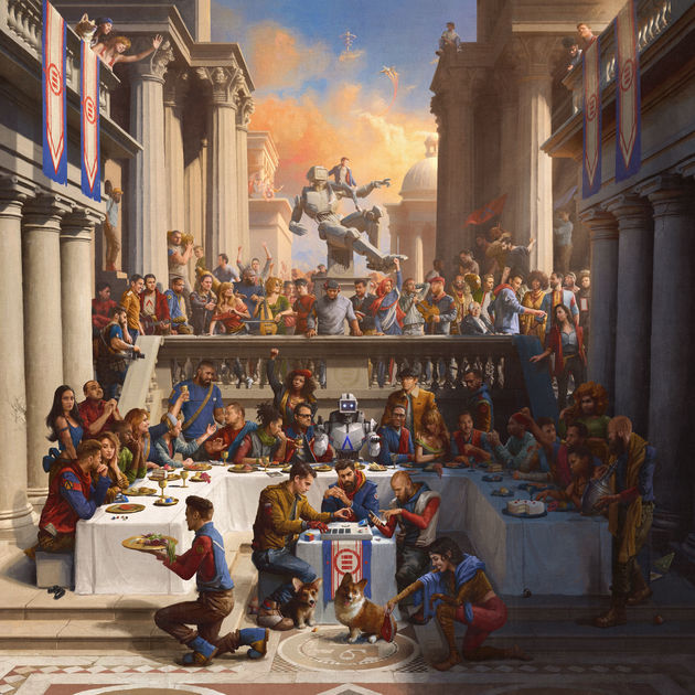 Album review: Maybe this isn't the Logic for 'Everybody'