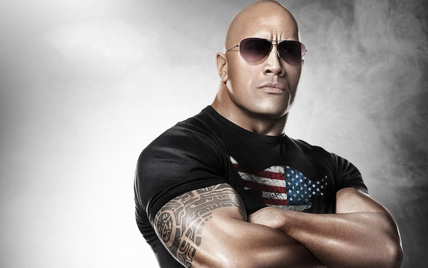 Is 'The Rock' going to rock the 2020 Election?