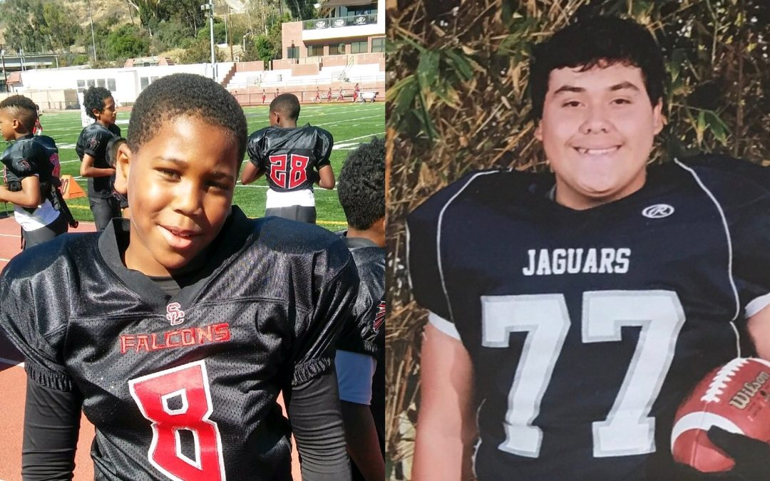 Column: Seeing myself in the Southern California Falcons