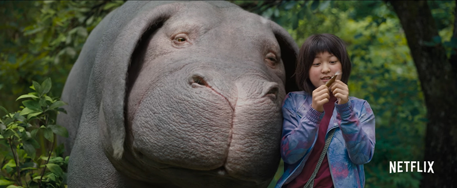 Movie review: 'Okja': Pigs are friends, not food