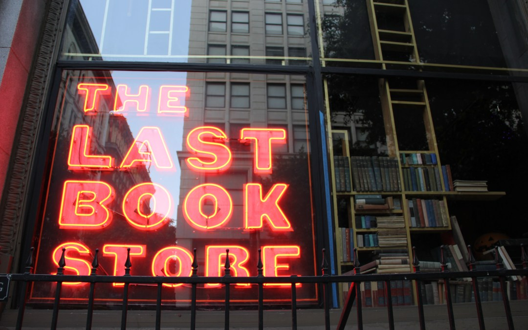 The Last Bookstore: First in my book