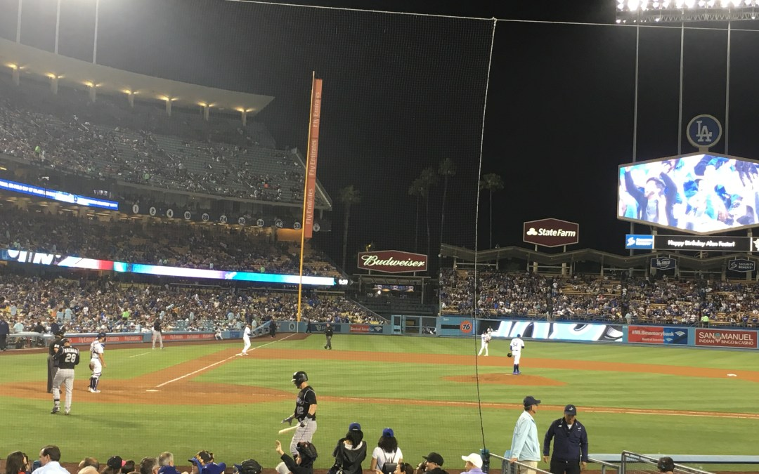 NL West update: How the Dodgers have looked and are looking heading into the stretch run