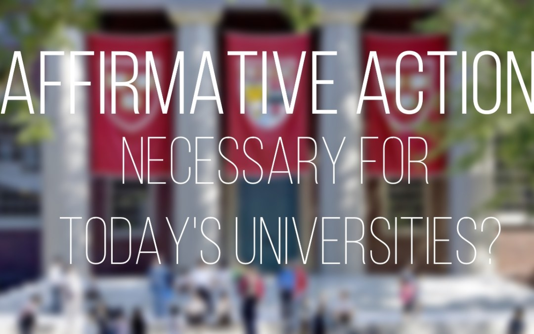 Affirmative action: Avoiding unfair admissions based on race
