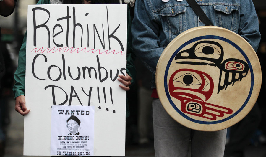 L.A. County formally replaces Columbus Day