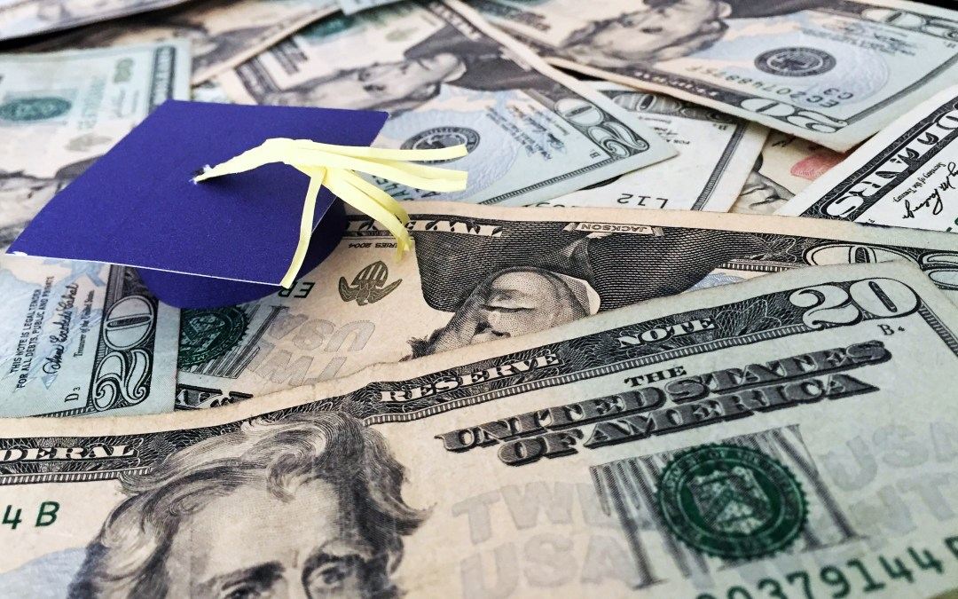 Want more money? Study!