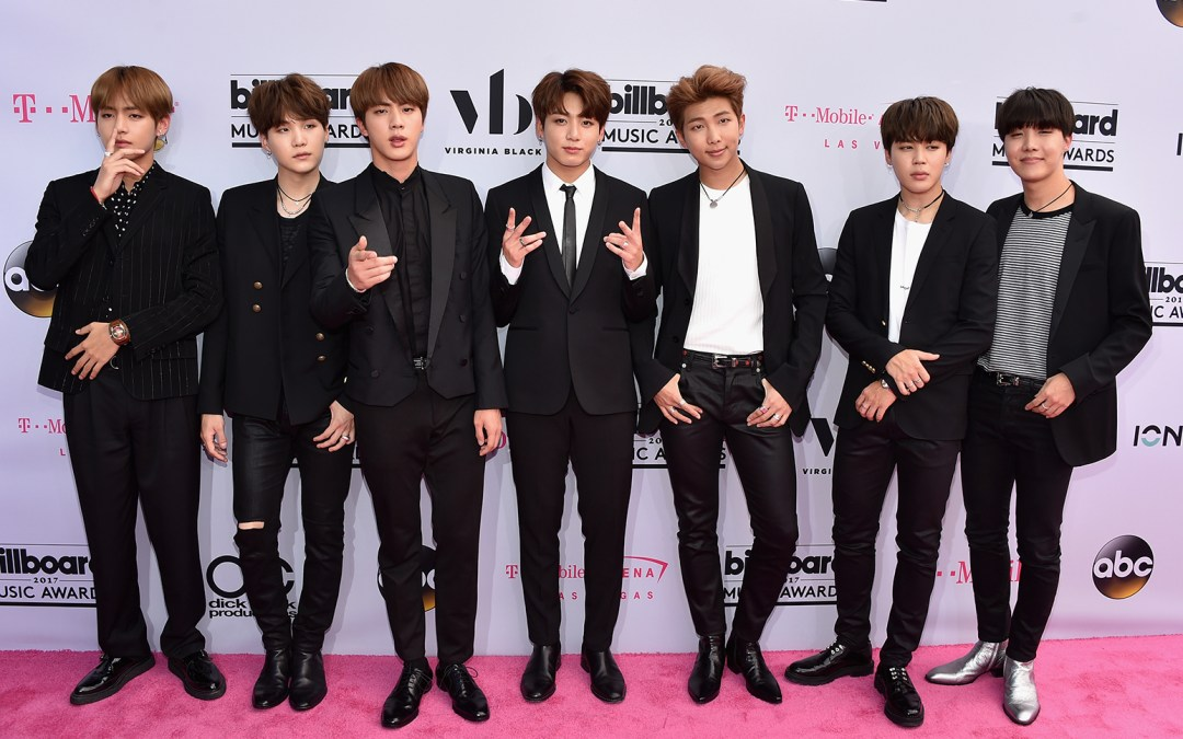 BTS joins the 2017 American Music Awards lineup