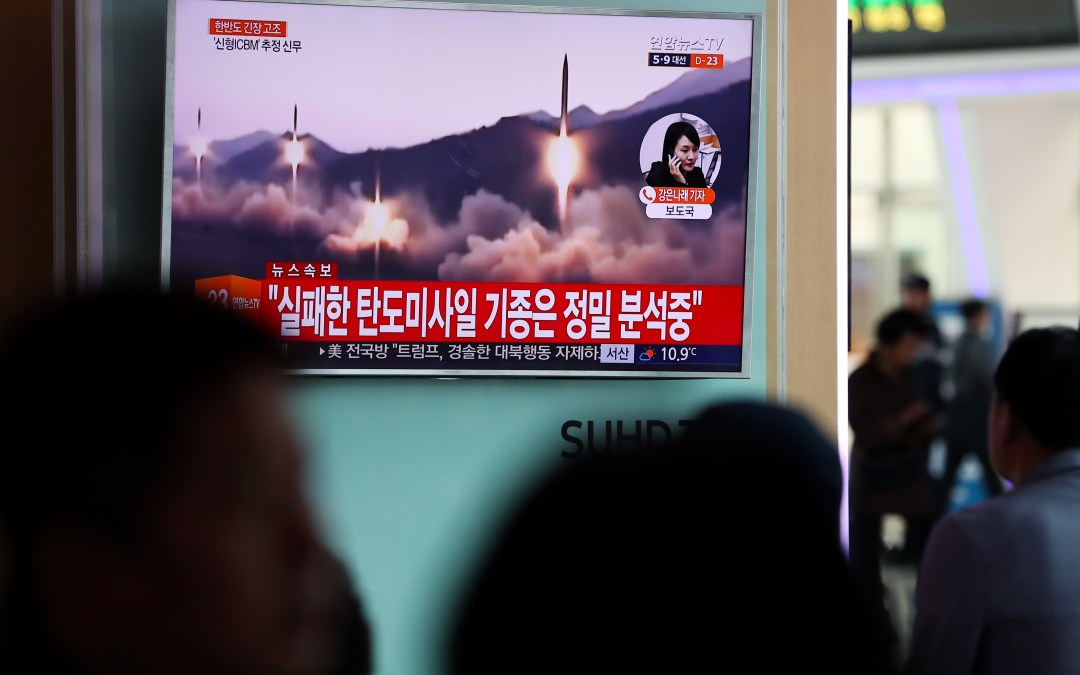 Are you scared? South Korean teens discuss North Korean threat