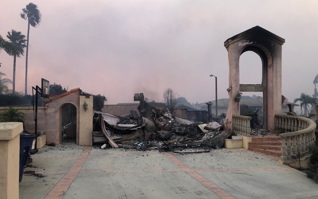 'A day I will never forget' for victims of Thomas fire