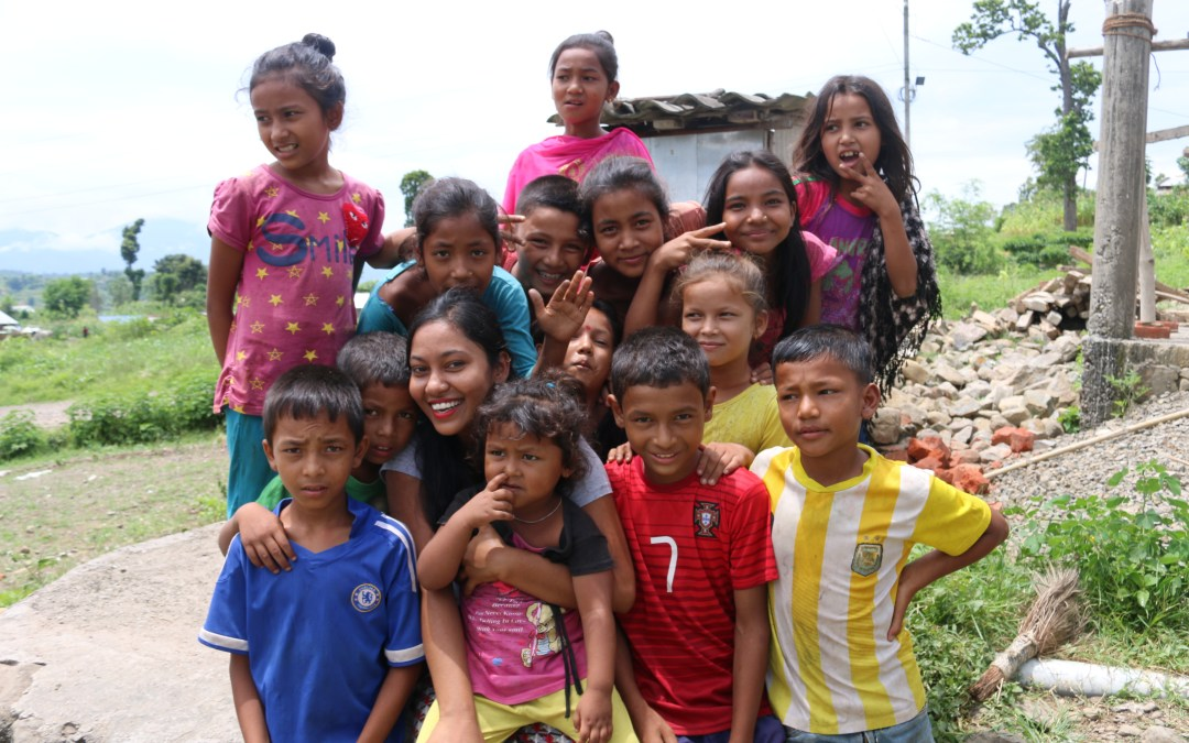 Saving futures: a message from Nepal
