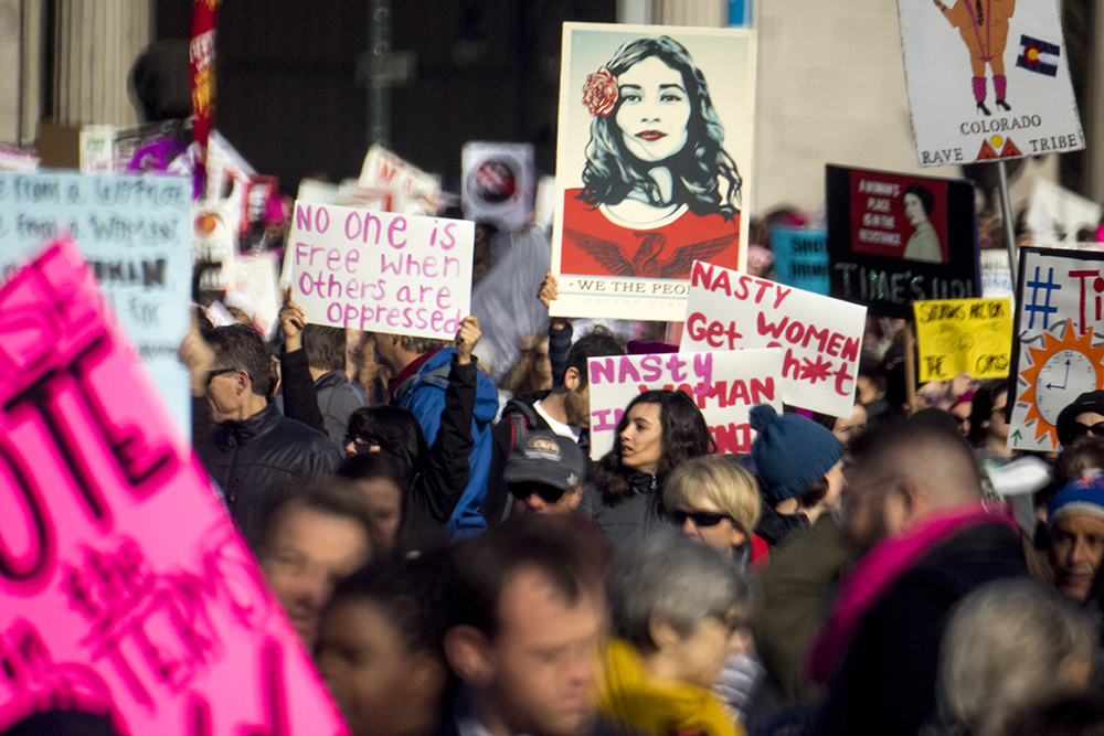 Opinion: A call to action: The Women's March didn't do enough