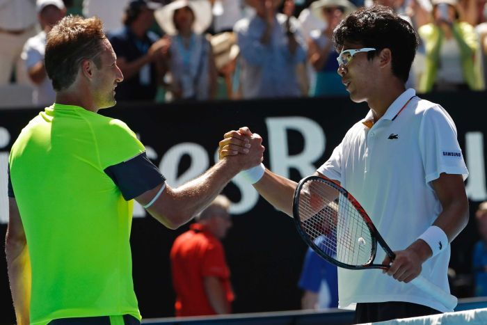 South Korea's Latest Tennis Superstar Chung Hyeon On the Rise