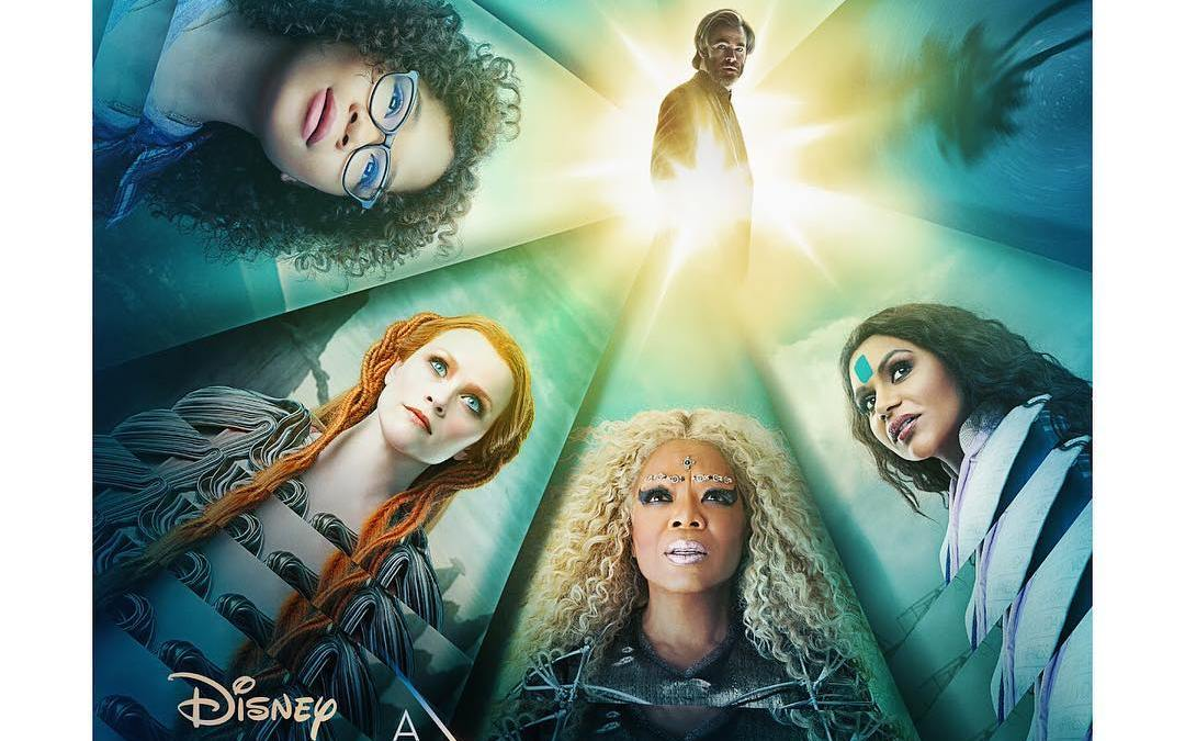 'A Wrinkle in Time' — A visual and colorful painting