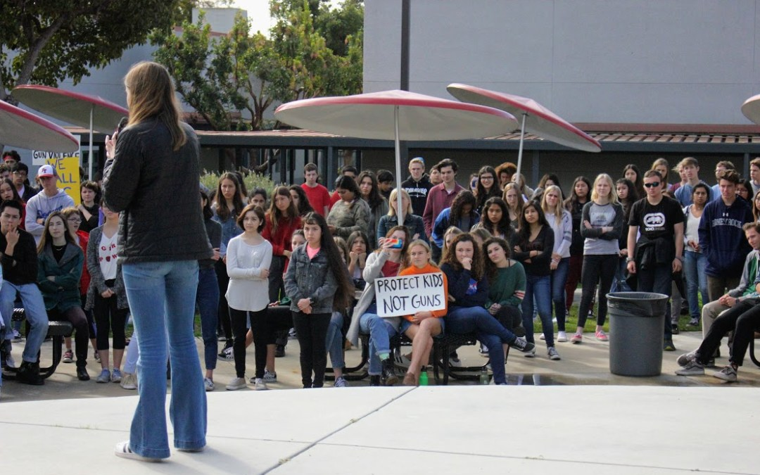 Opinion: Do more than walk out