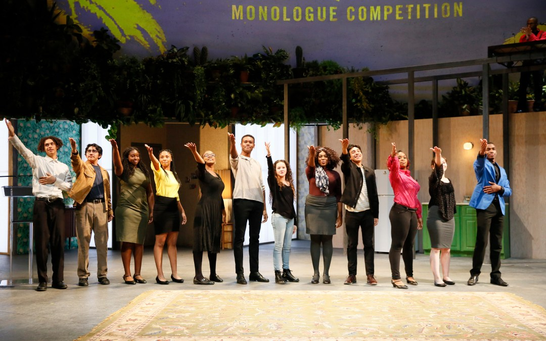 August Wilson Monologue Competition winners carry on Wilson's legacy