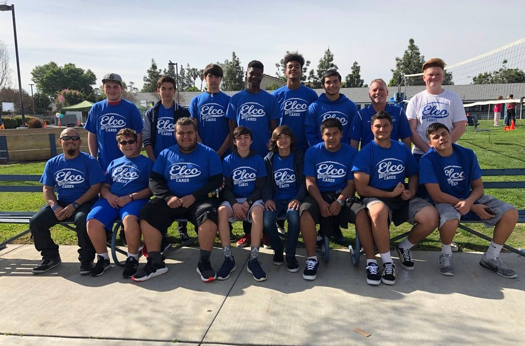 El Camino football cares about the community
