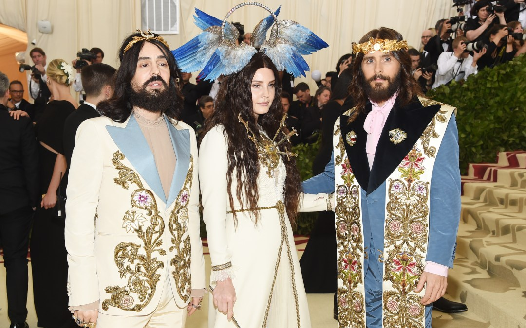 And the Theme for the 2018 Met Gala is… Catholicism?