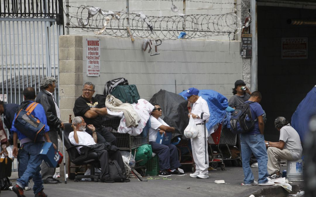 Homelessness in LA: What Can We Do About It?