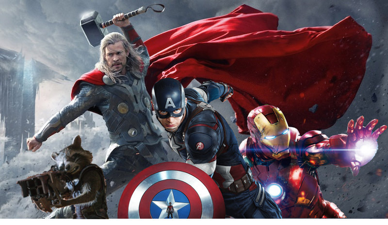 Excuse me while I fangirl over 'Avengers: Infinity War'