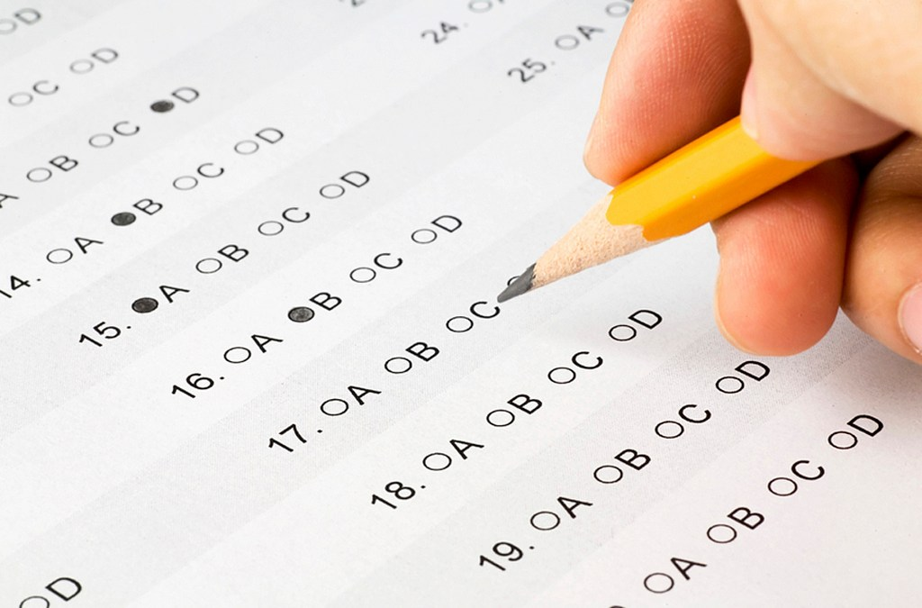 Opinion: The value of test taking