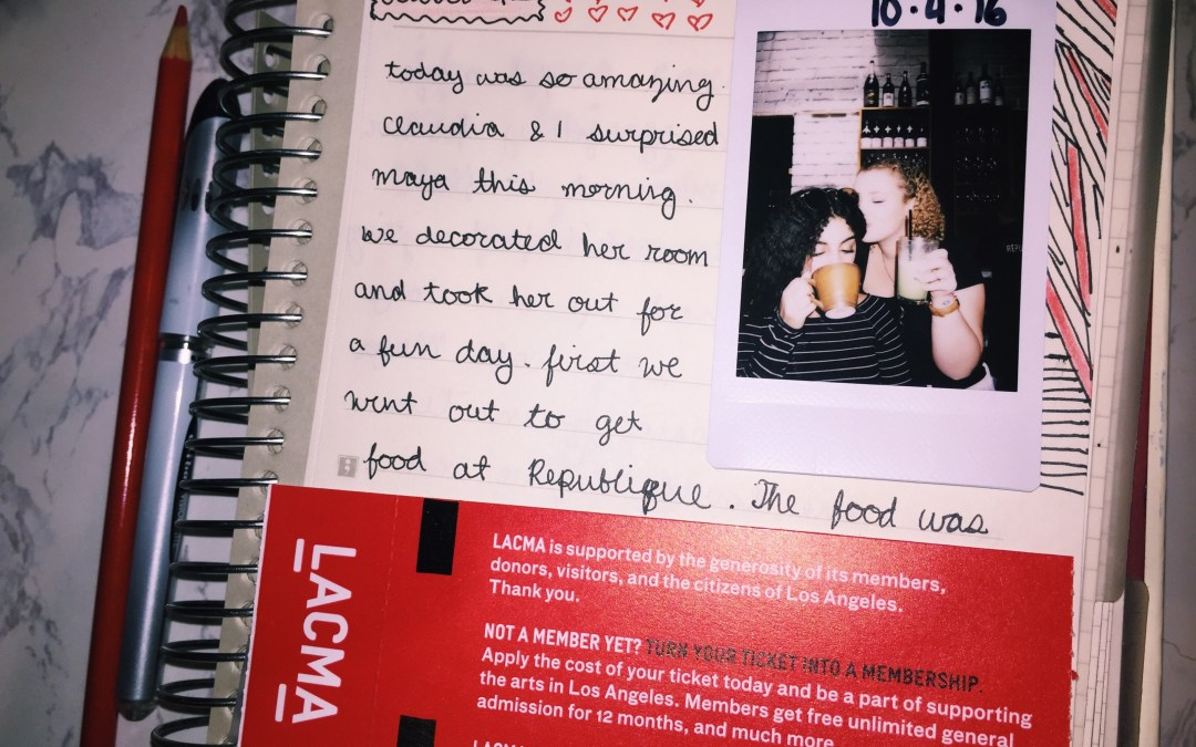 How journaling changed my life