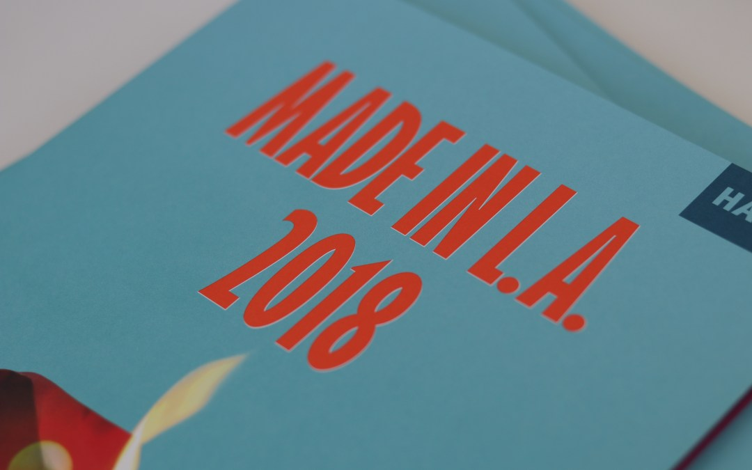 'Made in LA' 2018 breathes diversity into art at the Hammer Museum