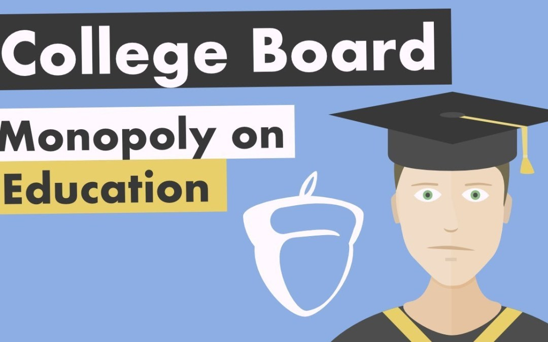 Opinion: College Board and Testing