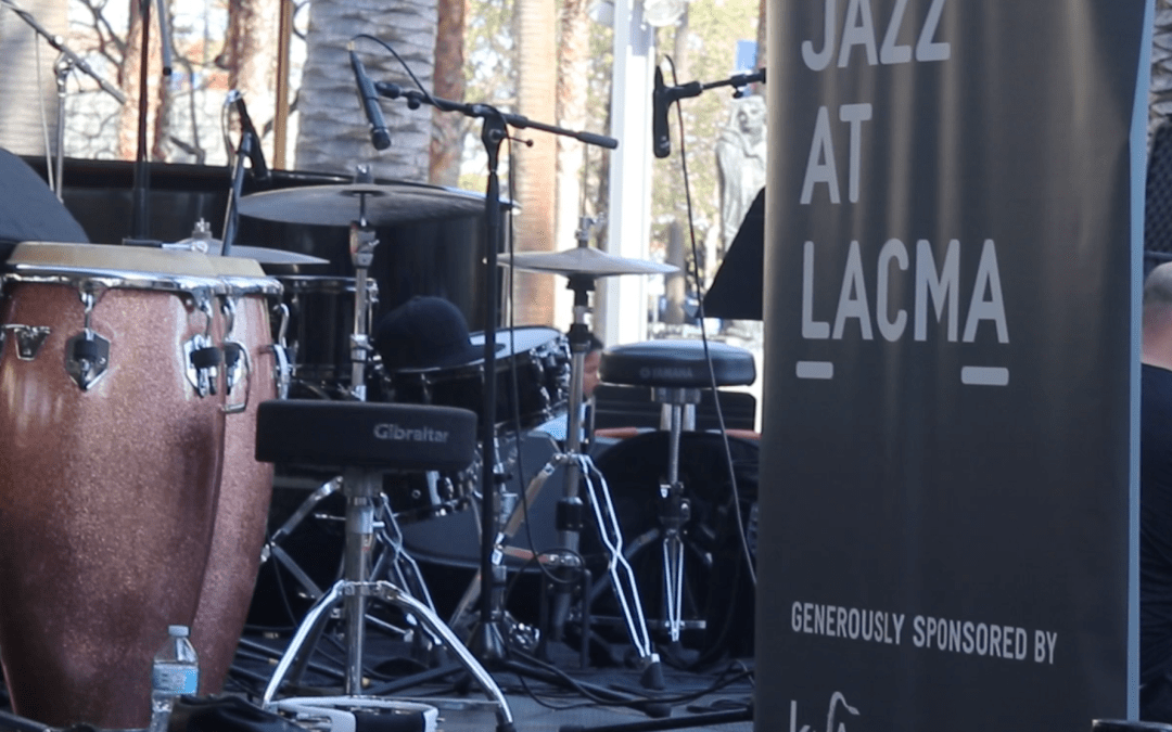 'Jazz at LACMA' helps L.A. get funky