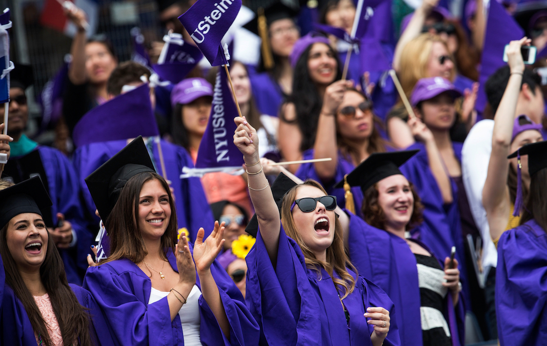 NYU Med School announces free tuition