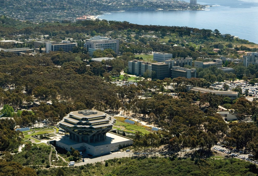 UCSD: A college for you?
