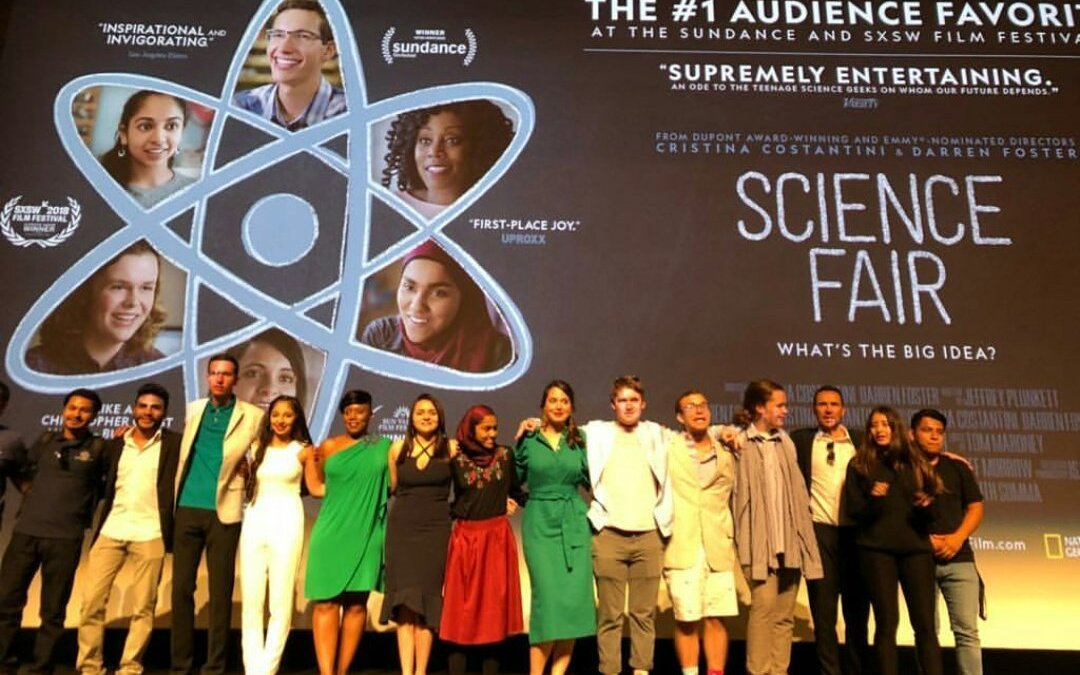 An inside look behind Nat Geo's 'Science Fair' with Director Cristina Costantini and math genius Robbie Barat