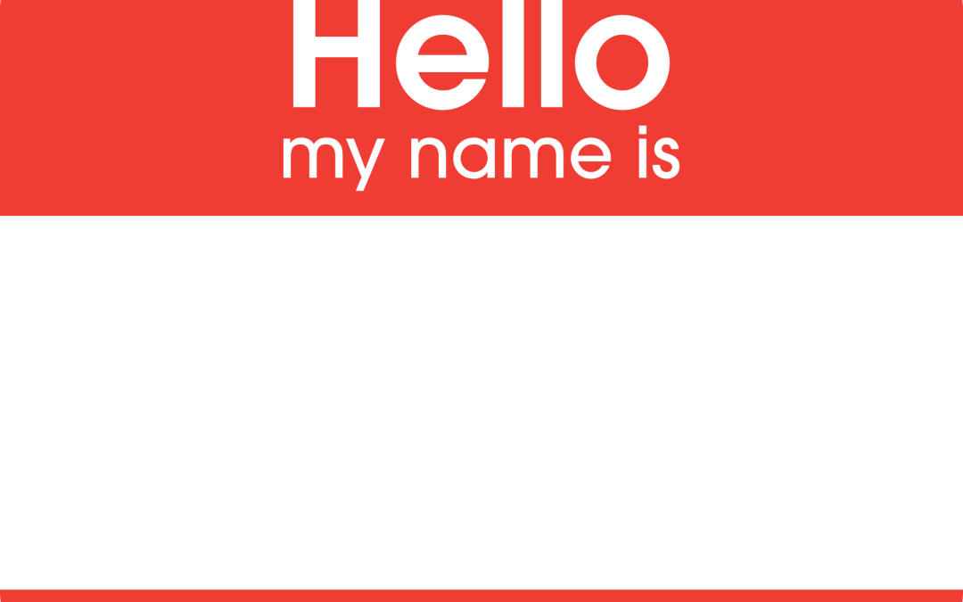 The meaning behind a name