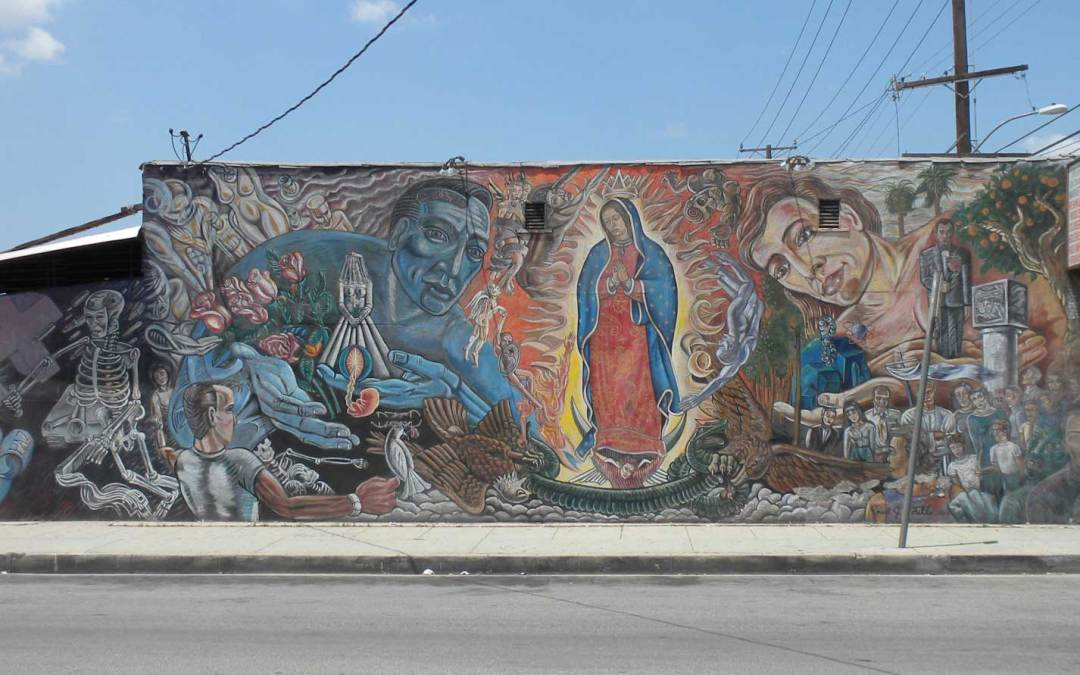 Poem: East Los Angeles – Motivation and happiness