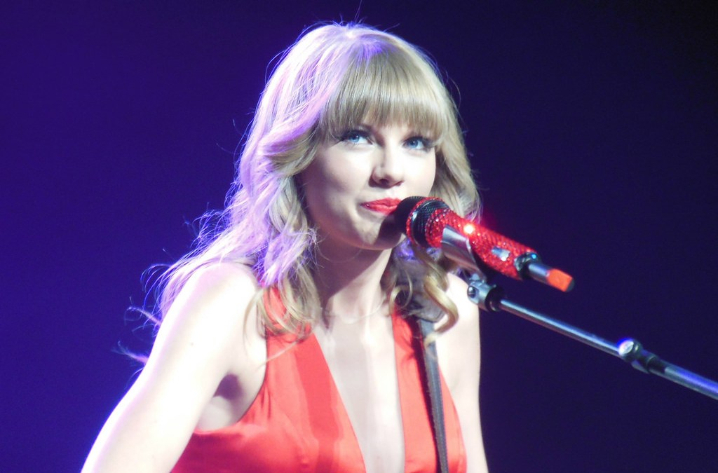 Opinion: Why I admire Taylor Swift's political statement