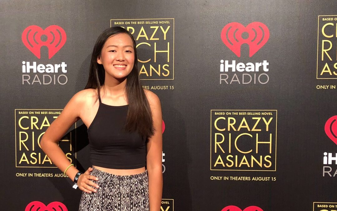 Katherine Ho, the golden voice behind the cover of Coldplay's 'Yellow' in 'Crazy Rich Asians'
