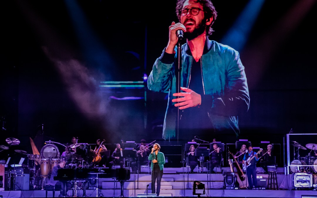 Concert Review: Josh Groban uses musical genius and comedic charm to advocate social change