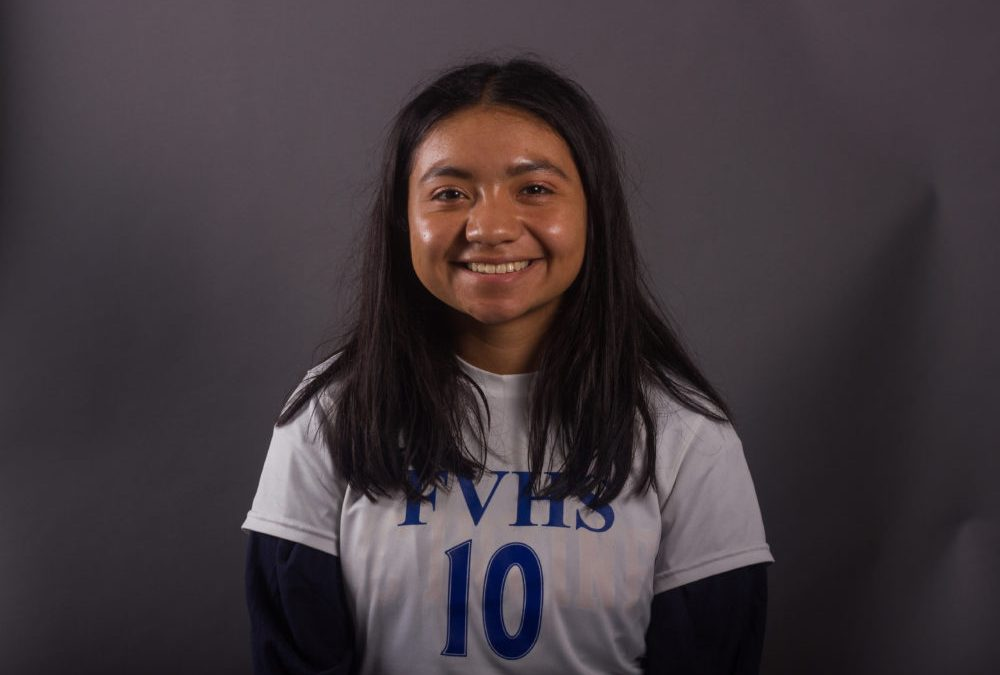 From Baron to Anteater: Chantelle Sanchez commits to UCI soccer