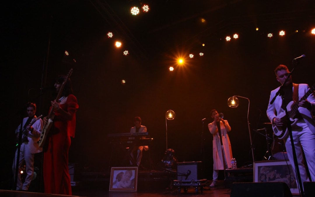 Concert review: The Marías bring love to the Observatory OC