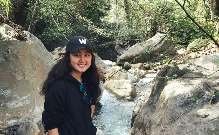 Orange Lutheran senior Maggie Lin's mission to lead a sustainable living trend