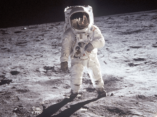 Opinion: A man actually walked on the moon