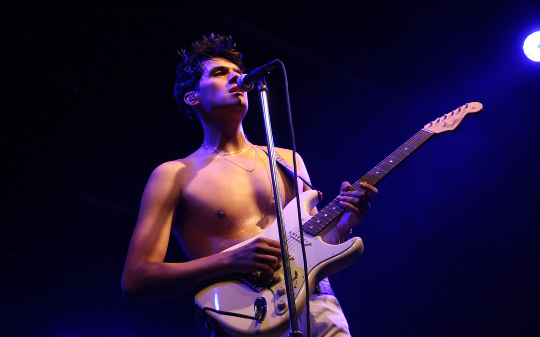 Concert Review: Omar Apollo electrifies Los Angeles at the El Rey Theater