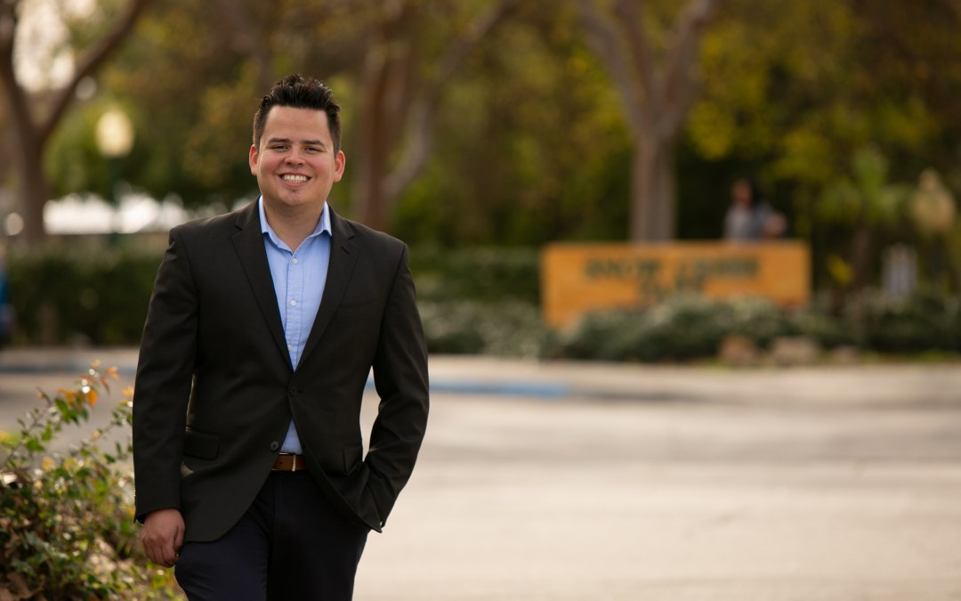 26-year-old Mayor Pro Tem Andrew Rodriguez: Who is he and what are his plans?