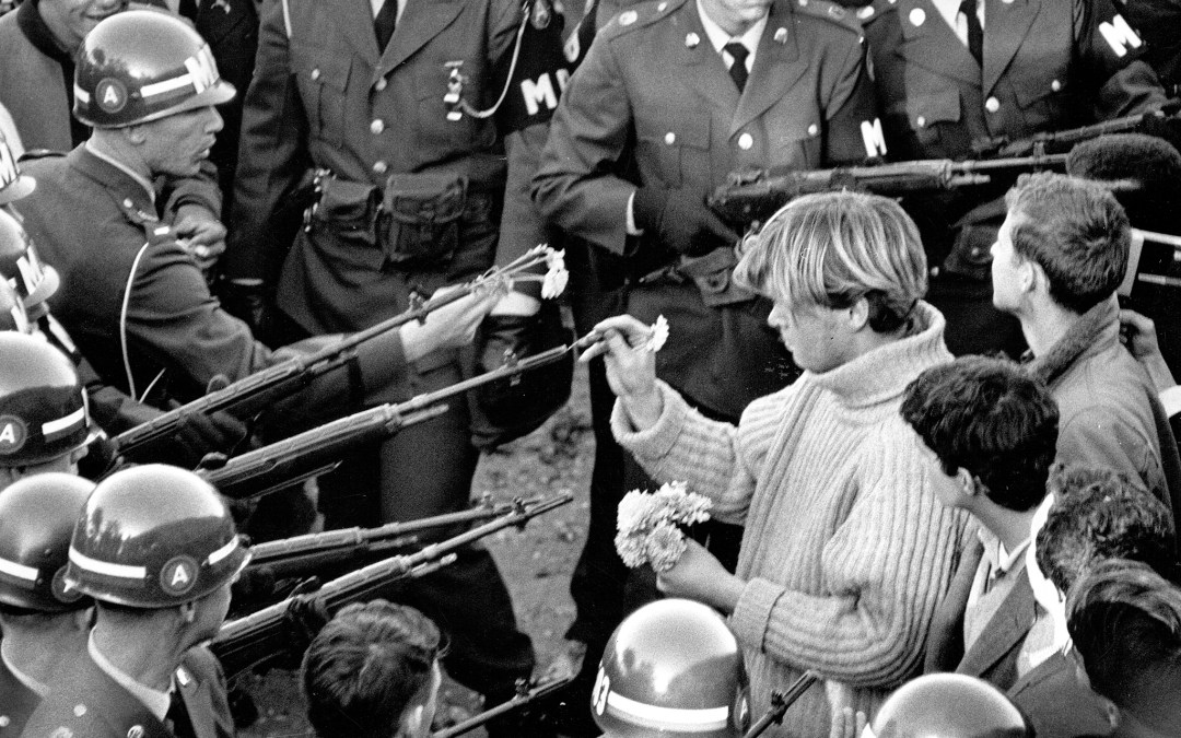 Analysis of '60s counterculture: The division of generations