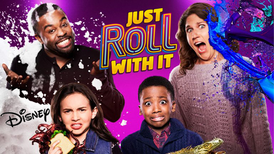 'Just Roll With It' combines family values with fun and hilarious improv